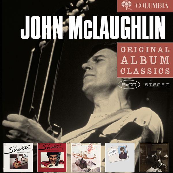John McLaughlin - Shakti - A Handful of Beauty - Natural elements - Electric Guitarist - Electric Dreams