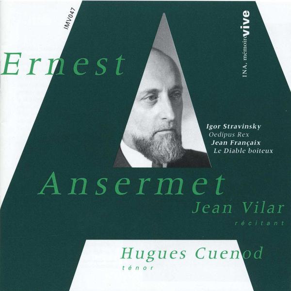 Ernest Ansermet - Stravinski - Françaix