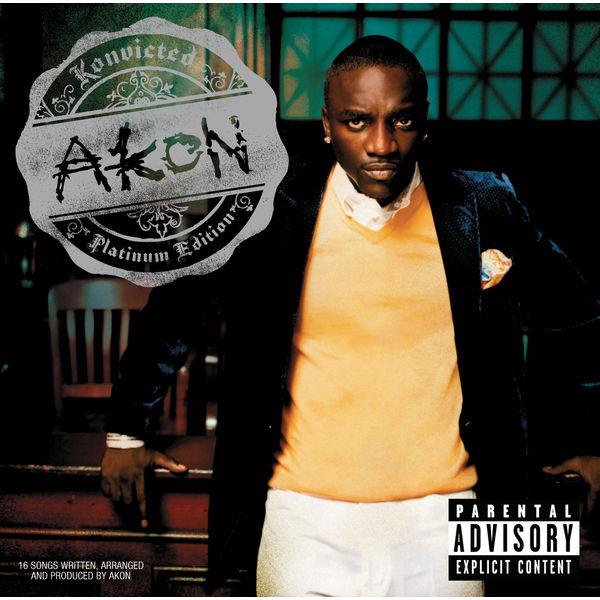 Akon - Konvicted
