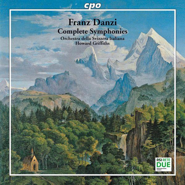 Howard Griffiths|Franz Danzi : Complete Symphonies