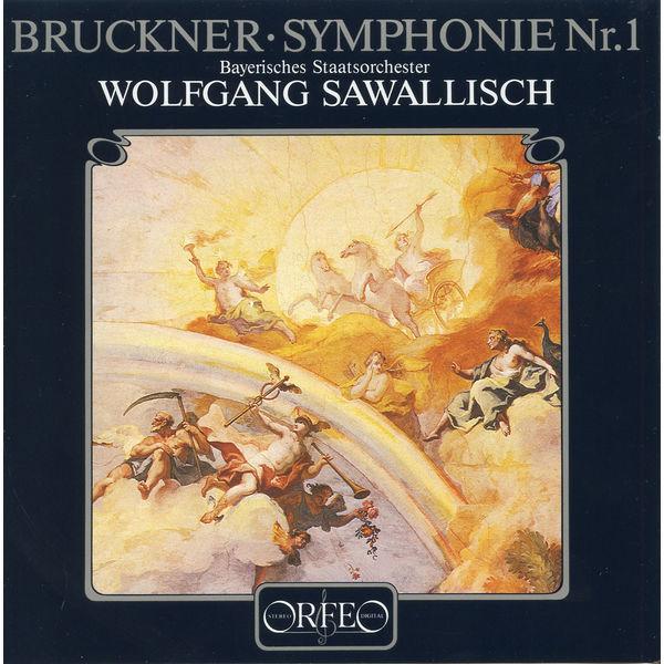 Bayerisches Staatsorchester  - Bruckner: Symphony No. 1 in C Minor, WAB 101 (1877 Linz Version, ed. R. Haas)