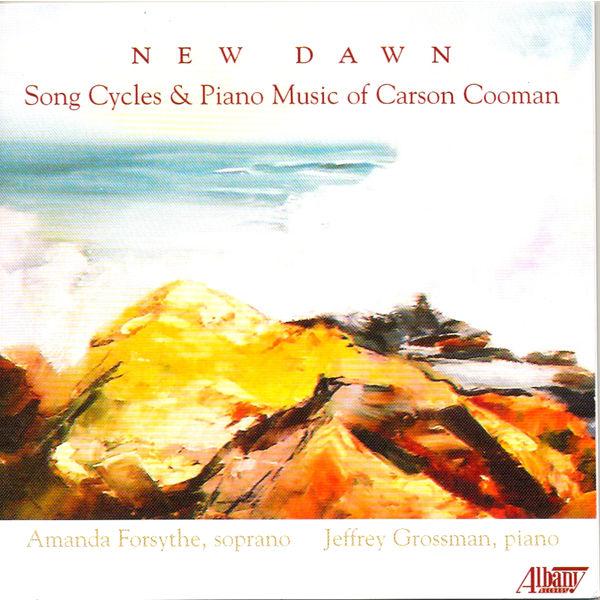 Amanda Forsythe - Cooman, C.: Song Cycles / Piano Music