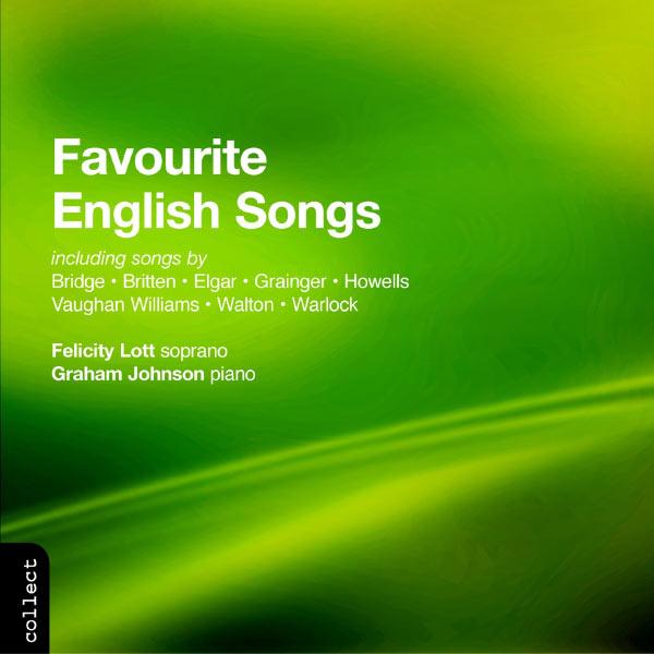 Felicity Lott|LOTT, Felicity: Favourite English Songs