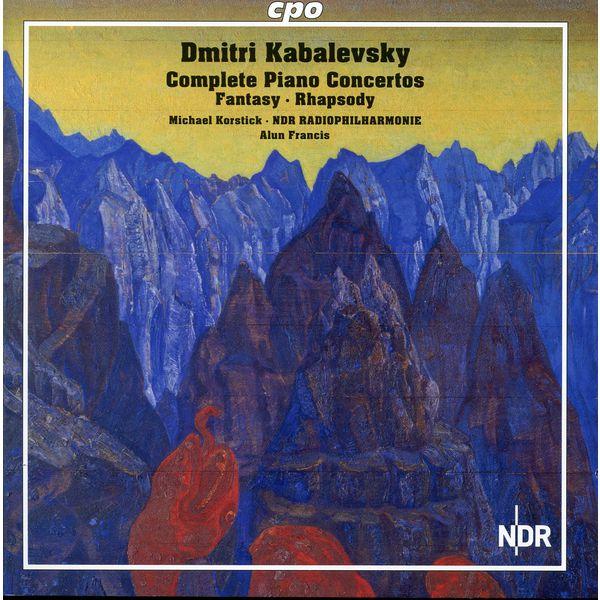 Michael Korstick - Kabalevsky: Complete Piano Concertos