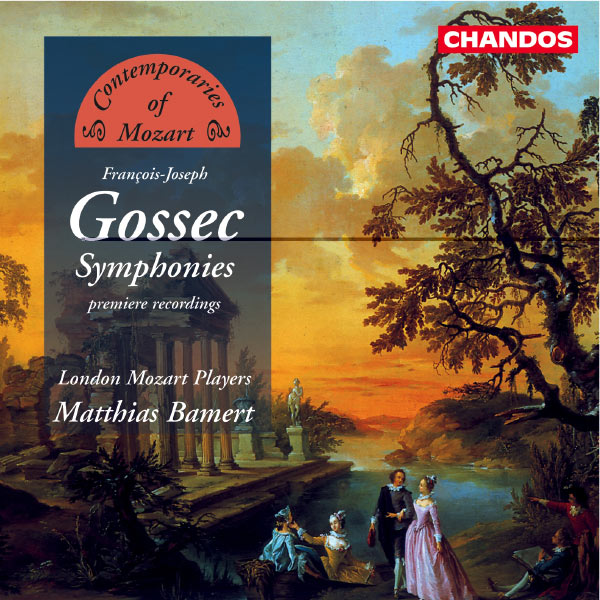 Matthias Bamert - Symphonies n° 2, 3, 5, & 6 - Symphonie en ré majeur