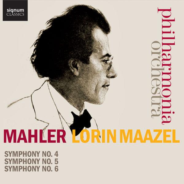 Gustav Mahler - Mahler: Symphonies Nos. 4-6