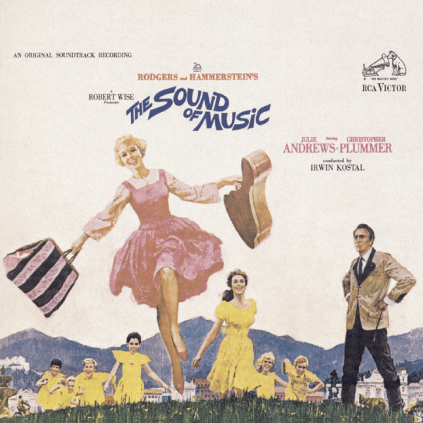 Richard Rodgers - The Sound of Music - 1965 (Original Soundtrack)