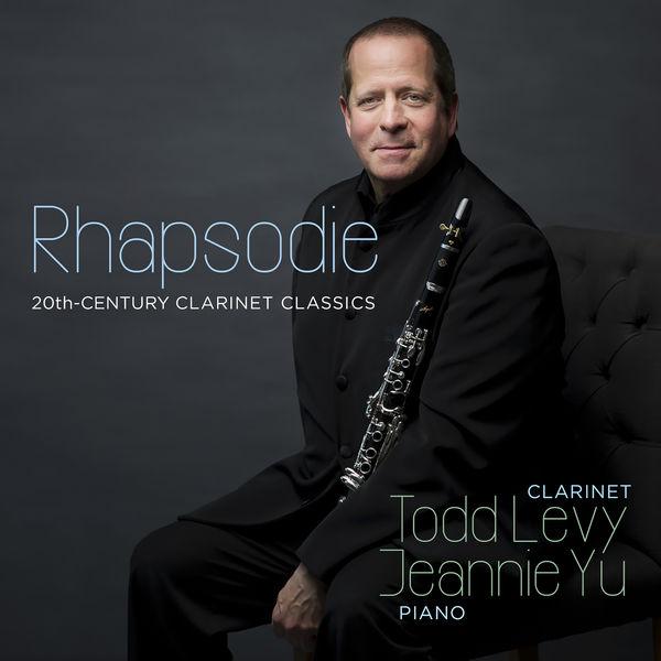Béla Bartók - Rhapsodie: 20th-Century Clarinet Classics