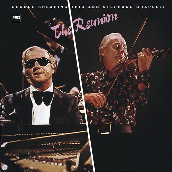 Stéphane Grapelli - The Reunion