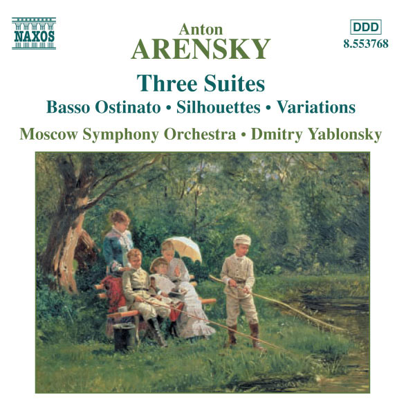 Moscow Symphony Orchestra - Suites Nos. 1-3