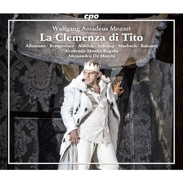 Alessandro De Marchi - Mozart : La Clemenza di Tito