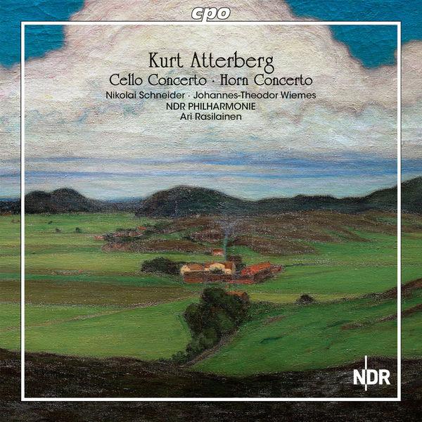 Nikolai Schneider|Atterberg: Cello Concerto in C Minor, Op. 21 & Horn Concerto in A Major, Op. 28