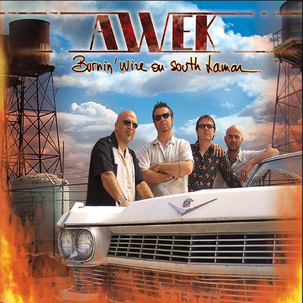 Awek - Burnin Wire On South Lamar