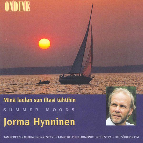 Jorma Hynninen - Vocal Recital: Hynninen, Jorma - TURUNEN, M. / MERIKANTO, O. / MADETOJA, L. / HANNIKAINEN, I. (Mina laulan sun iltasi tahtihin, Summer Moods)