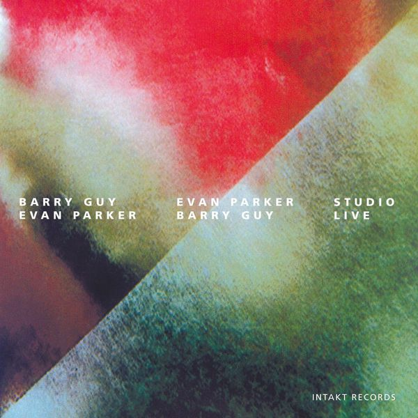Evan Parker - Studio Live: Birds and Blades