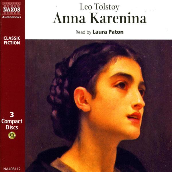 Laura Paton - Tolstoy, L.: Anna Karenina (Abridged)