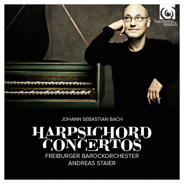 Andreas Staier - J. S. Bach: Harpsichord Concertos, BWV 1052-1058
