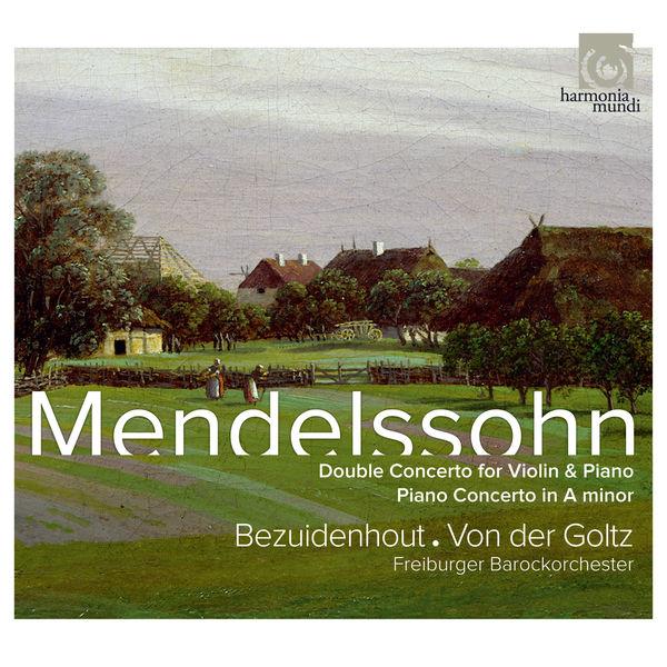 Kristian Bezuidenhout - Mendelssohn: Concertos