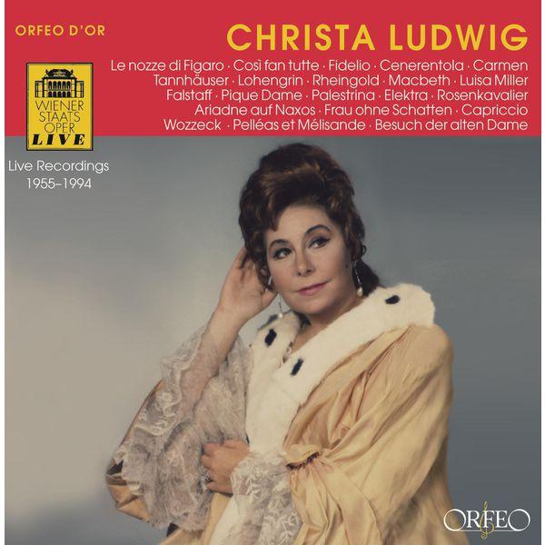 Christa Ludwig - Christa Ludwig