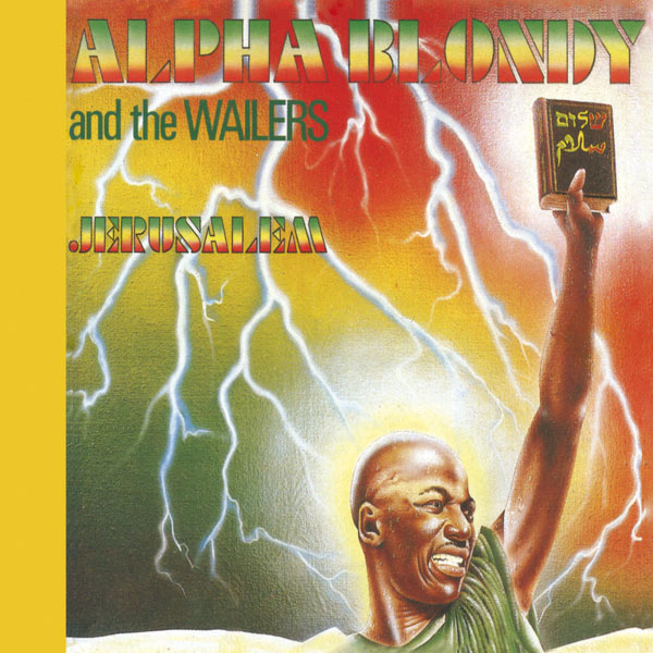 Alpha blondy and the wailers band jérusalem (cd, album) | discogs.