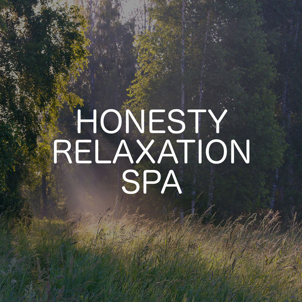Album Honesty Relaxation Spa, Relaxing Chill Out Music