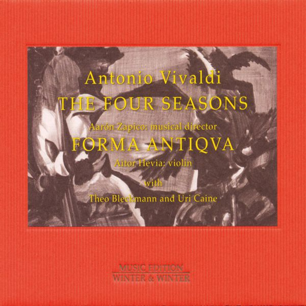 Forma Antiqva - Les Quatre saisons