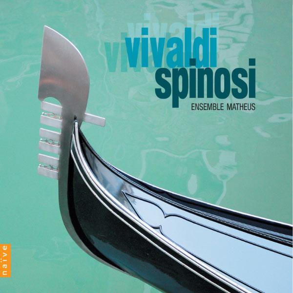Jean-Christophe Spinosi - Vivaldi / Spinosi