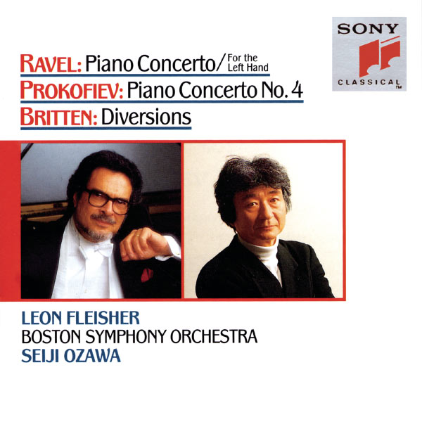 Leon Fleisher|Piano Concertos for the Left Hand