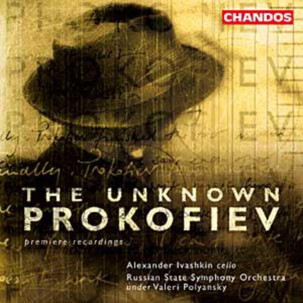 Alexandre Ivashkin - Concerto  & Concertino  pour violoncelle et orchestre