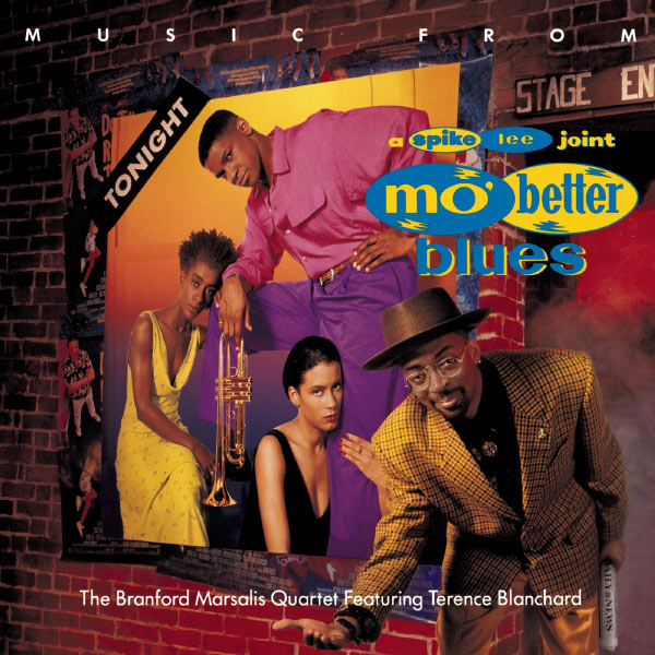 MUSIC FROM MO' BETTER BLUES - MUSIC FROM MO' BETTER BLUES