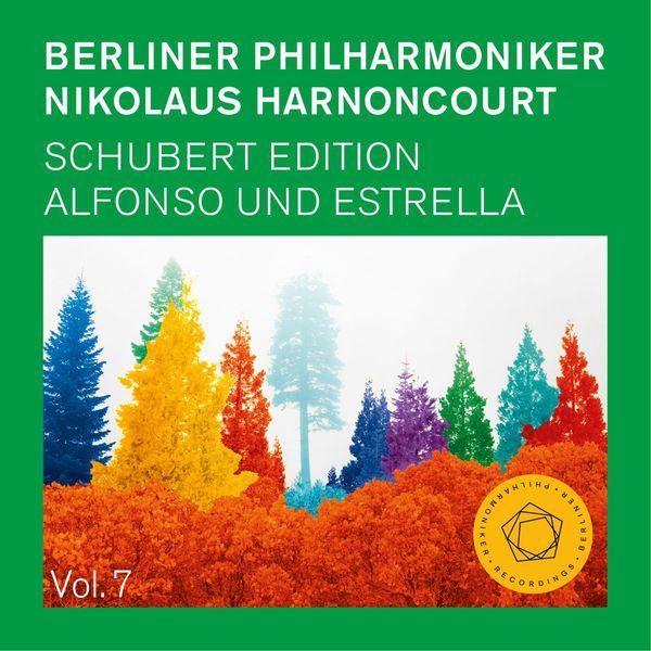 Nikolaus Harnoncourt - Schubert Edition VII : Alfonso und Estrella (5.0 Ed.)