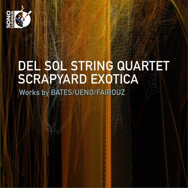 Del Sol Quartet|Scrapyard Exotica