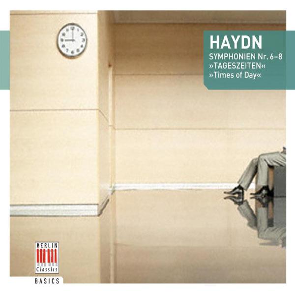 Joseph Haydn - Haydn: Symphonies Nos. 6, 7 & 8