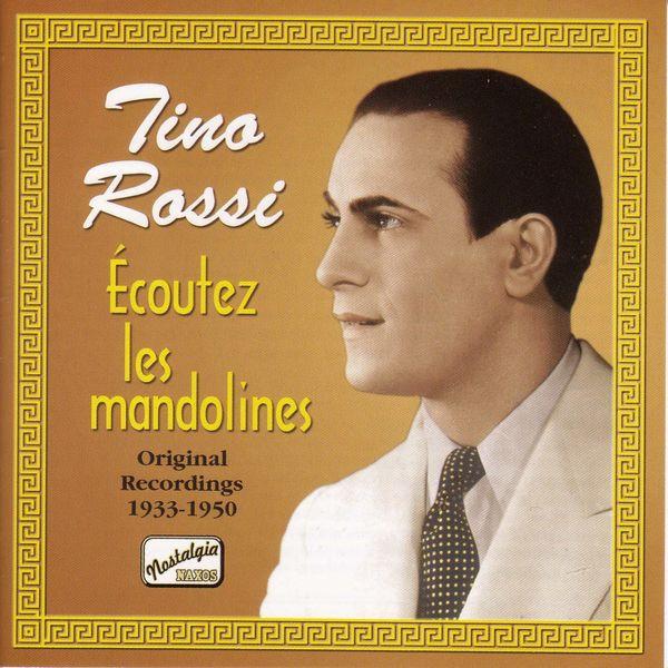 Ecoutez Les Mandolines (1933-1950)
