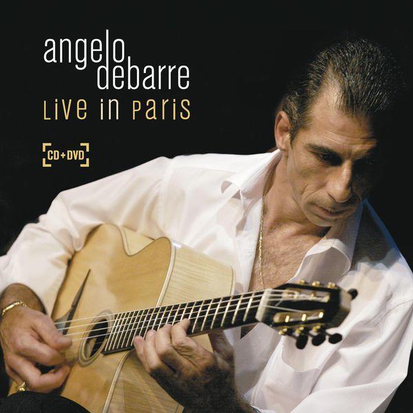 Angelo Debarre - Live in Paris