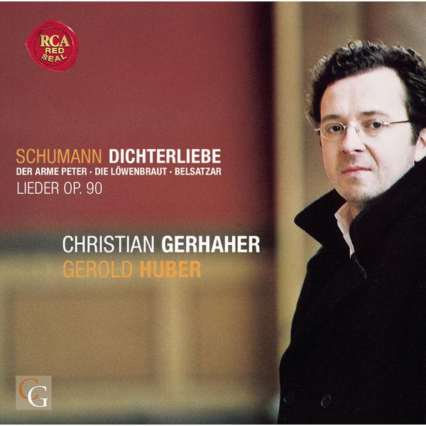 Christian Gerhaher - Schumann: Dichterliebe