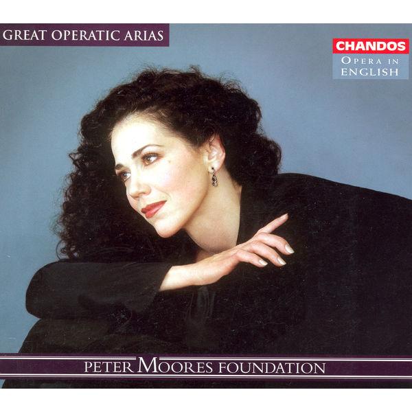 Elizabeth Futral - GREAT OPERATIC ARIAS (Sung in English), VOL. 11 - Elizabeth Futtal