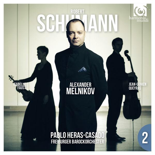 Alexander Melnikov - Schumann : Piano Concerto, Piano Trio Op. 80