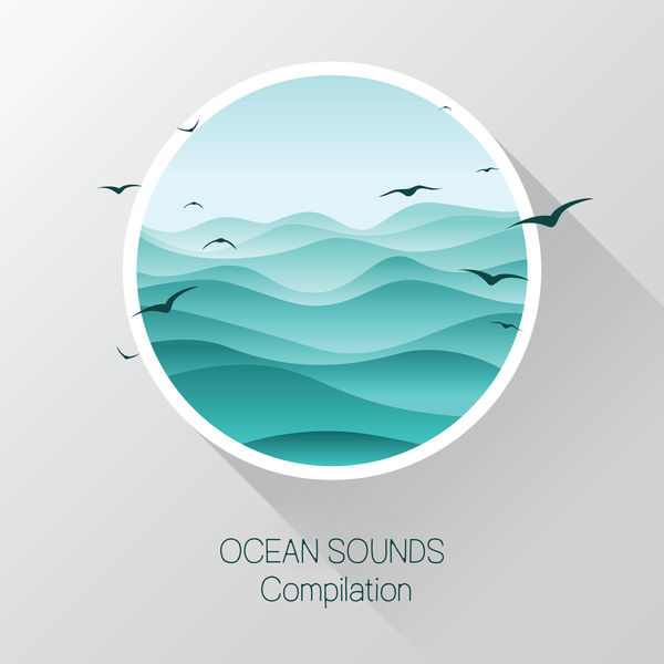 Water Music Oasis - Ocean Sounds Compilation