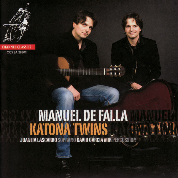 Katona Twins - De Falla: Works