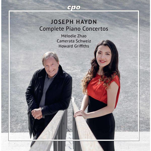 Mélodie Zhao - Haydn: Keyboard Concertos