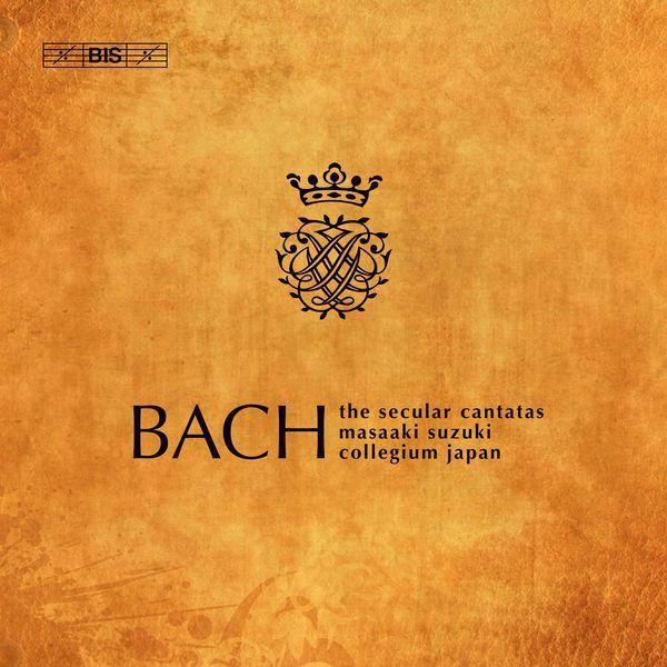 Carolyn Sampson - Bach: The Secular Cantatas
