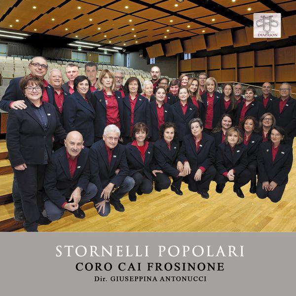 Giuseppina Antonucci, Coro CAI Frosinone - Stornelli popolari