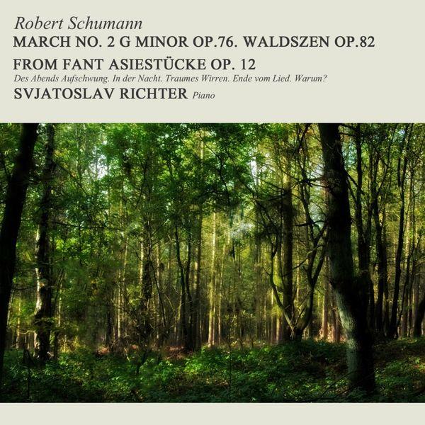 Sviatoslav Richter - Schumann March No 2