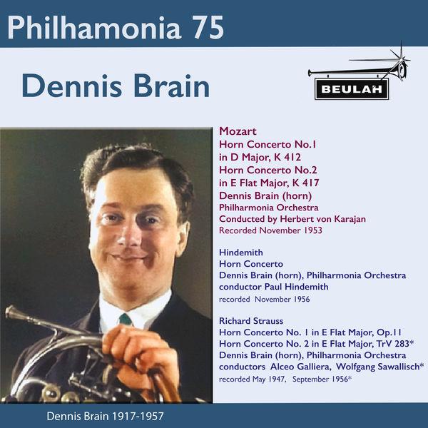 Dennis Brain - Philharmonia 75 - Dennis Brain