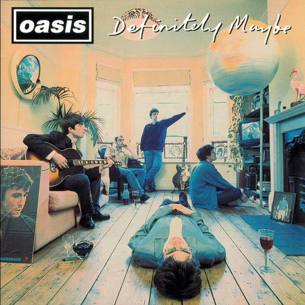 Oasis  - Definitely Maybe (Deluxe Edition Remastered)