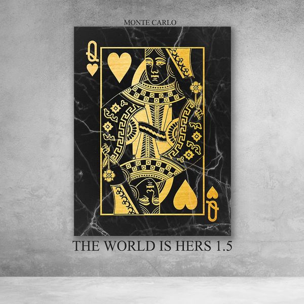 Monte Carlo - The World Is Hers 1.5