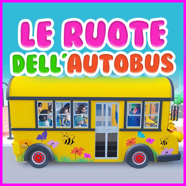 Cartoon Studio Italiano - Le Ruote Dell'autobus