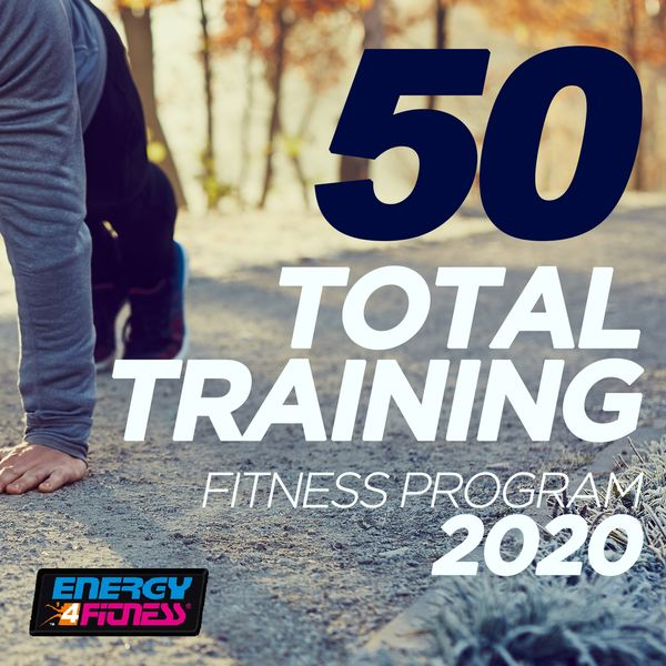 Various Artists - 50 Total Training Fitness Program 2020 (50 Tracks For Fitness & Workout 128 - 135 Bpm / 32 Count)