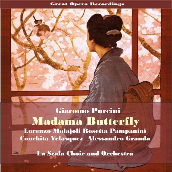 La Scala Chorus And Orchestra - Great Opera Recordings / Puccini: Madama Butterfly, [1928] Volume 1